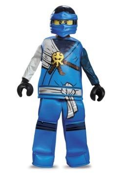 Prestige Ninjago Jay Boys Costume