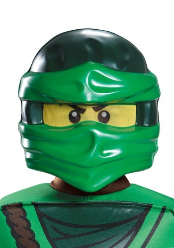 Ninjago Lloyd Lego Child Mask