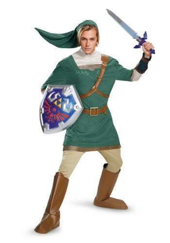 Link Prestige Men's Costume