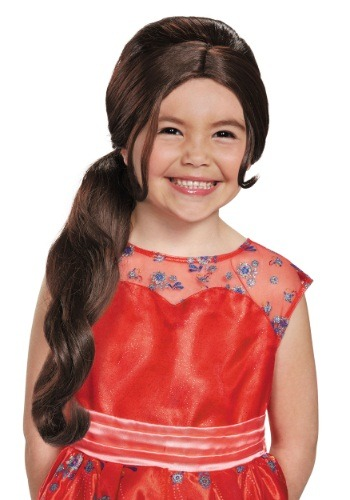 Child Elena of Avalor Wig