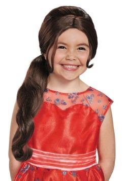 Child Elena of Avalor Wig