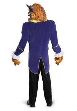 Adult Plus Size Beast Ultra Prestige Costume