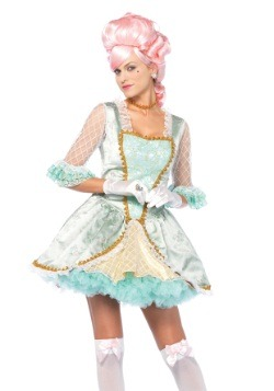 Deluxe Marie Antoinette Costume For Women