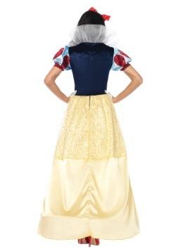 Deluxe Snow White Costume for Women alt1