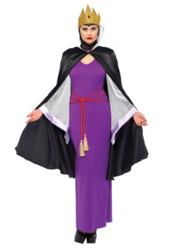 Deadly Dark Queen Costume for Women