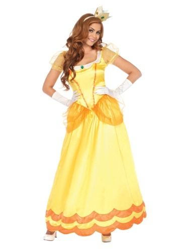 Women's Sunflower Princess Costume