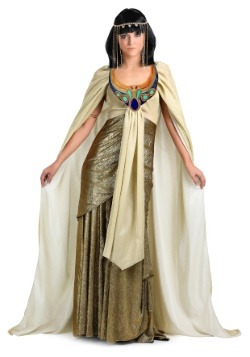 Golden Cleopatra Women's Costume