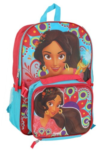 Princess Elena Backpack w Lunch Kit