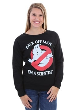 Ghostbusters Im A Scientist Juniors Pullover Alt 2