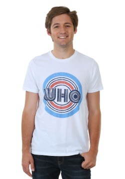 The Who Vintage Who Men's T-Shirt