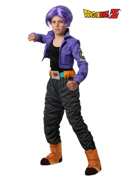 Dragon Ball Z Child Trunks Costume