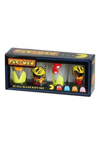 Pac Man Drinkware Set