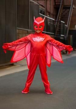 Kids Deluxe PJ Masks Owlette Costume 1