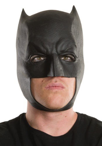 Adult Dawn of Justice 3/4 Batman Mask