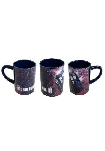 Doctor Who Hidden TARDIS 20oz Mug
