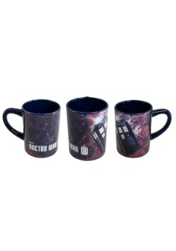 Doctor Who Hidden TARDIS 20oz Mug