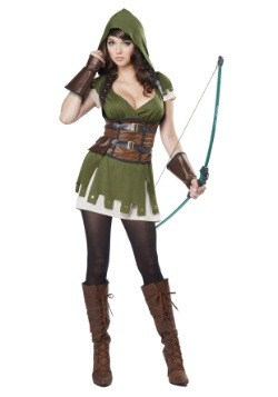 Miss Robin Hood Womens Costume