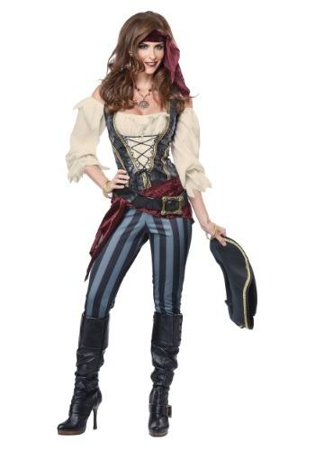 Women's Brazen Buccaneer Costume