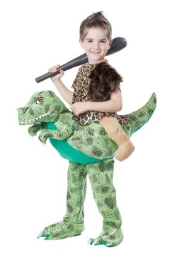Child's Ride a Dinosaur Costume