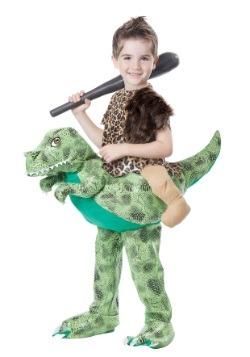Child's Ride a Dinosaur Costume