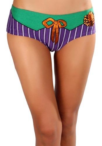 DC Comics Villains Womens Panty 3 Pack