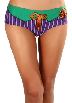 DC Comics Villains Womens Panty 3 Pack
