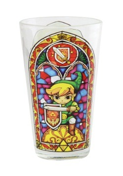Legend of Zelda Link's Glass