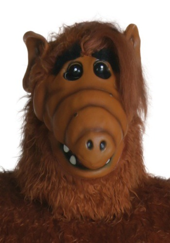 Overhead Adult ALF Mask