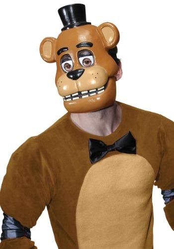 Adult FNAF PVC Freddy Mask