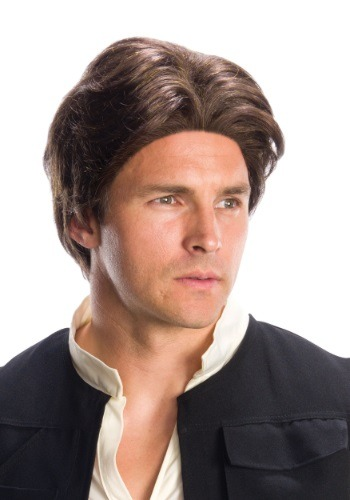 Adult Star Wars Han Solo Wig