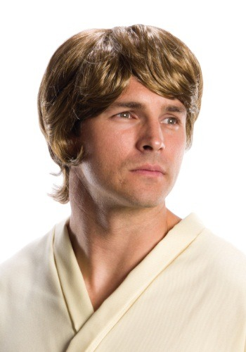 Adult Star Wars Luke Skywalker Wig