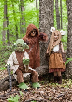 Star Wars Wicket Girls Dress