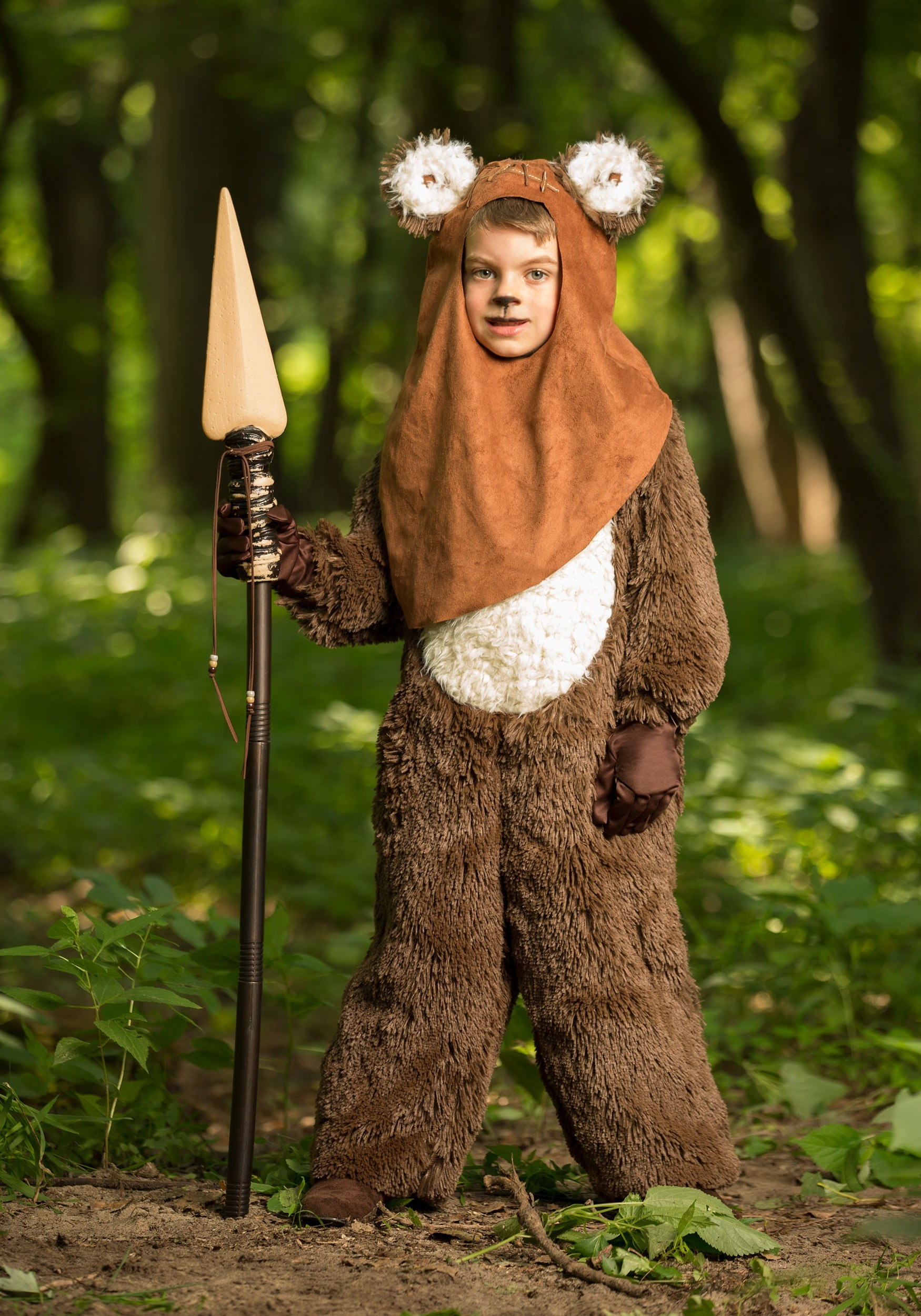 Deluxe Wicketewok Costume For Kids