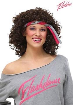 Womens Flashdance Wig