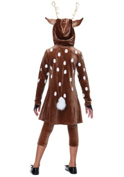 Girls Deer Fawn Costume