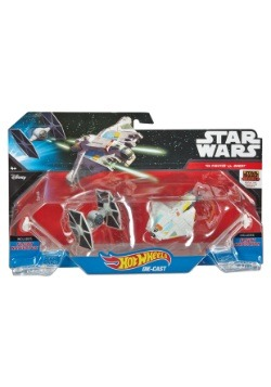 Hot Wheels Star Wars Rebels Ghost vs TIE Fighter
