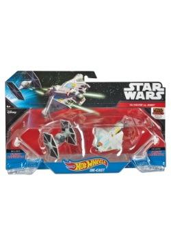 Hot Wheels Star Wars Rebels Ghost vs TIE Fighter
