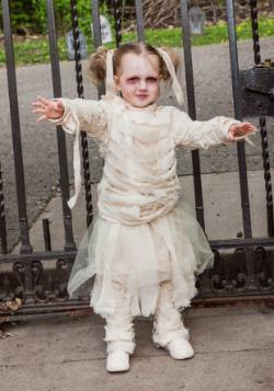 Little Girl's Toddler Mummy Costume