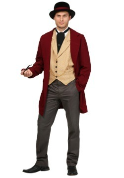 Adult Riverboat Gambler Costume