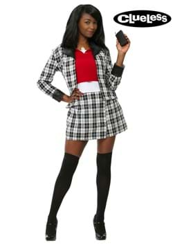 Ladies Clueless Dee Costume