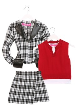Ladies Clueless Dee Costume