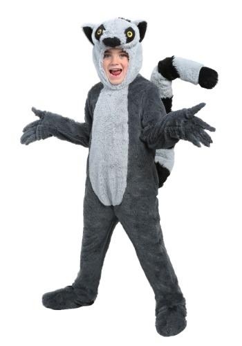 Kids Lemur Costume
