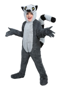 Kids Lemur Costume