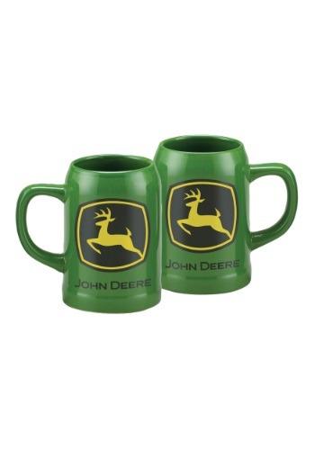 John Deere Logo Stoneware Mug