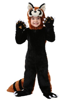 Toddler Red Panda Costume