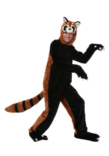 Adult Red Panda Costume