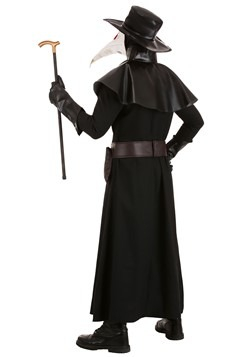 Adult Plague Doctor Costume Alt 2