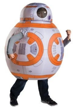Child Star Wars Inflatable BB-8 Costume