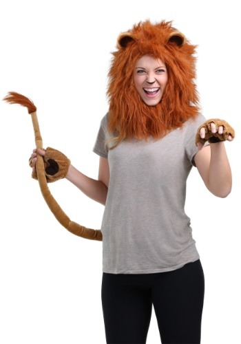 Deluxe Lion Accessory Kit