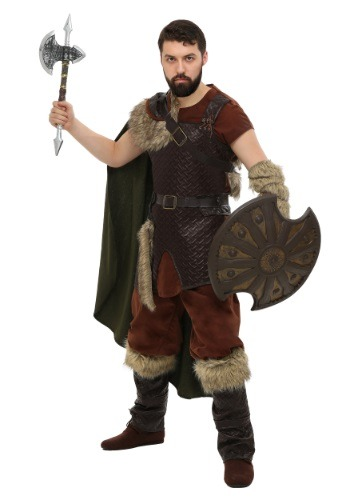 Nordic Viking Mens Costume